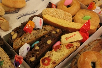 Assorted Biscotti Gift Box